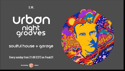 Urban Night Grooves - S.W.