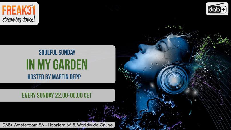 Martin Depp - In My Garden