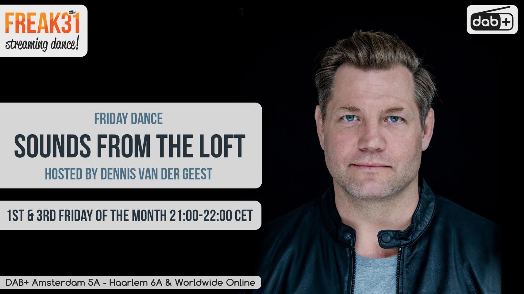 Sounds from the Loft - Dennis van der Geest