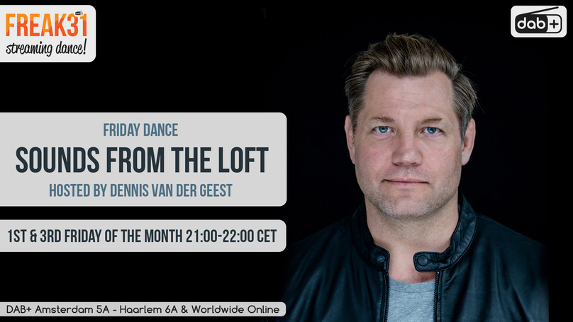 Sounds from the Loft - Dennis van der Geest