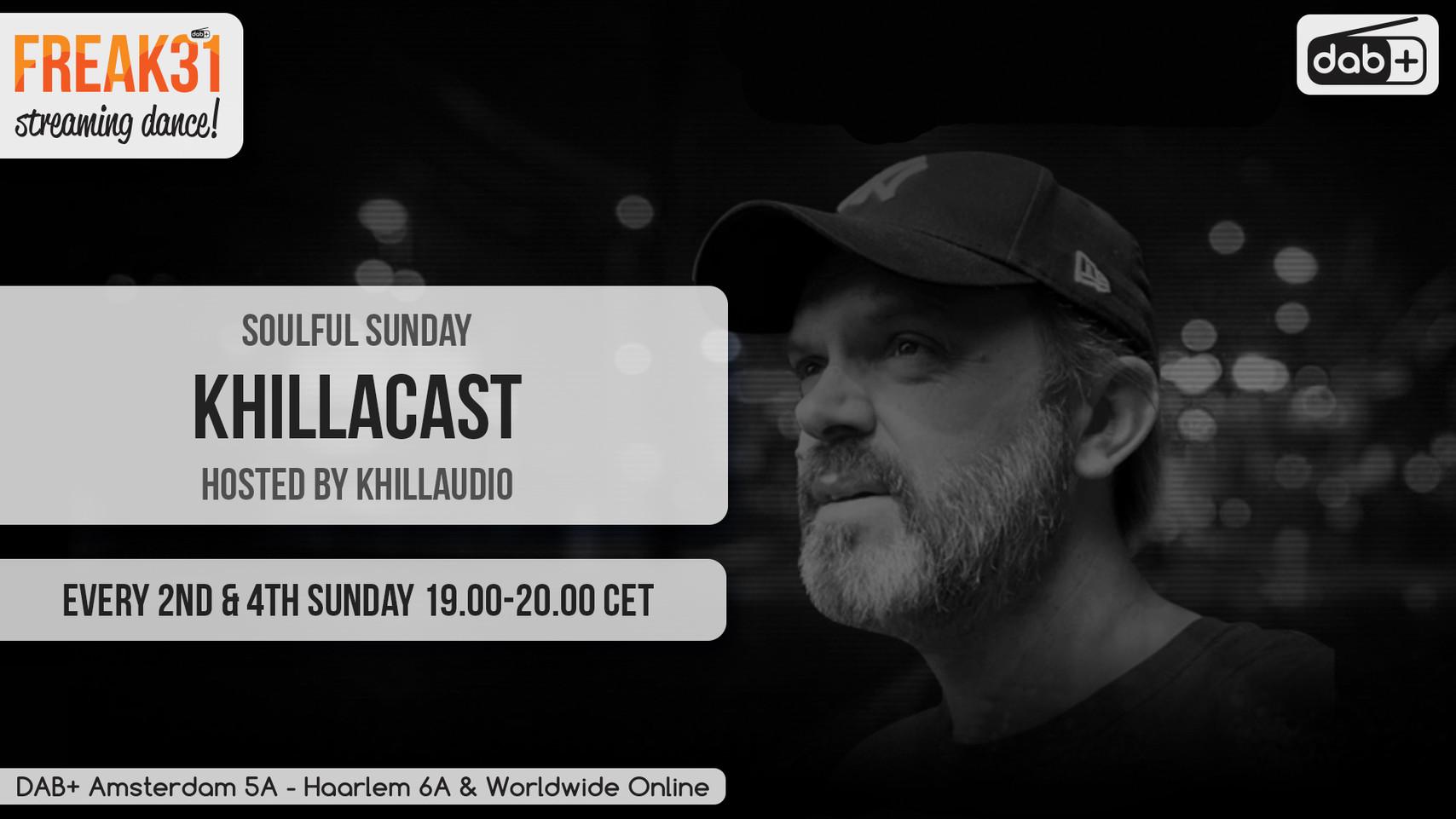 KhillAudio - Khillacast