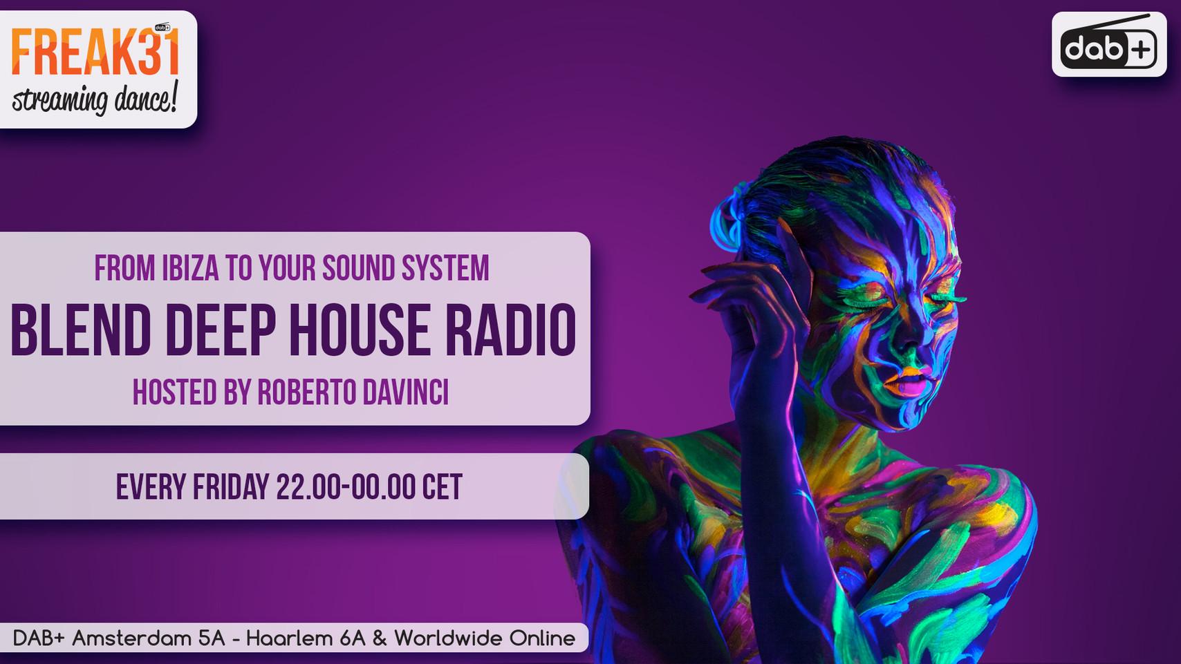 Roberto Da Vinci - Blend Deep House Radio