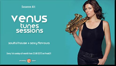 Venus Tunes - Susanne Alt