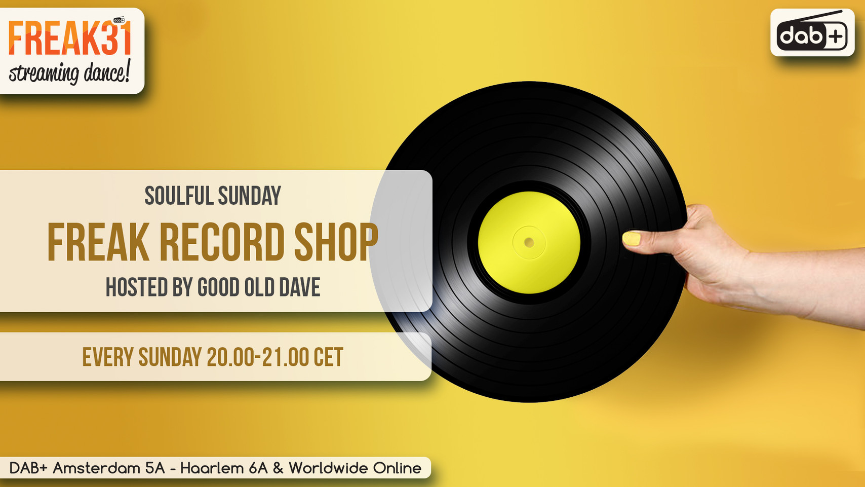 Good Old Dave - Freak Record Shop