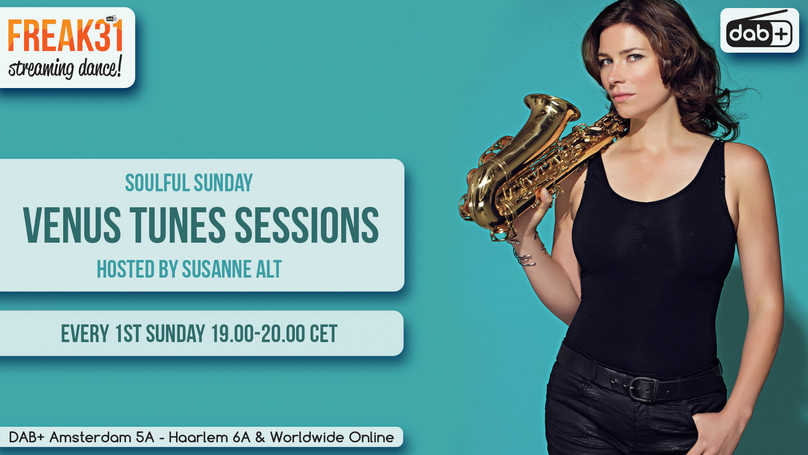 Susanne Alt - Venus Tunes Sessions