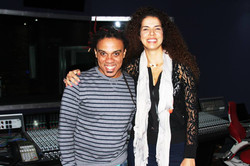 Diogo Brown, Vanessa Da Mata, Studio