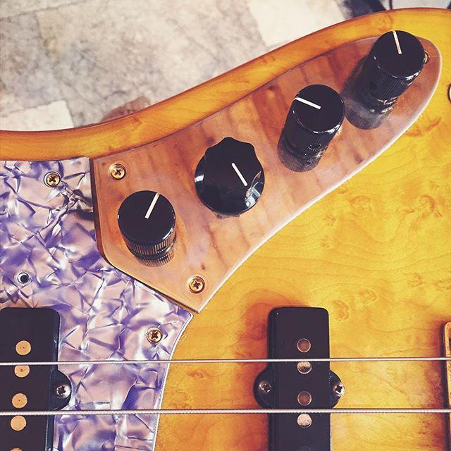 Warmoth bass