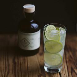 Gin + Sparkling Water