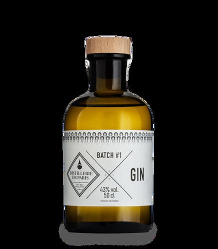 Gin - Batch #1