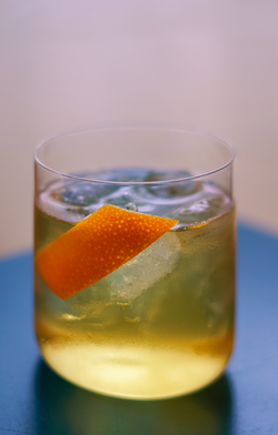 Maple + Ginger Ale