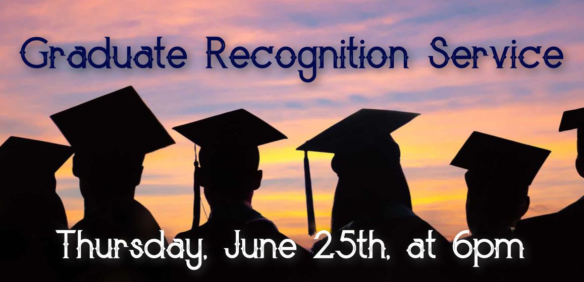 Graduate Recognition Service