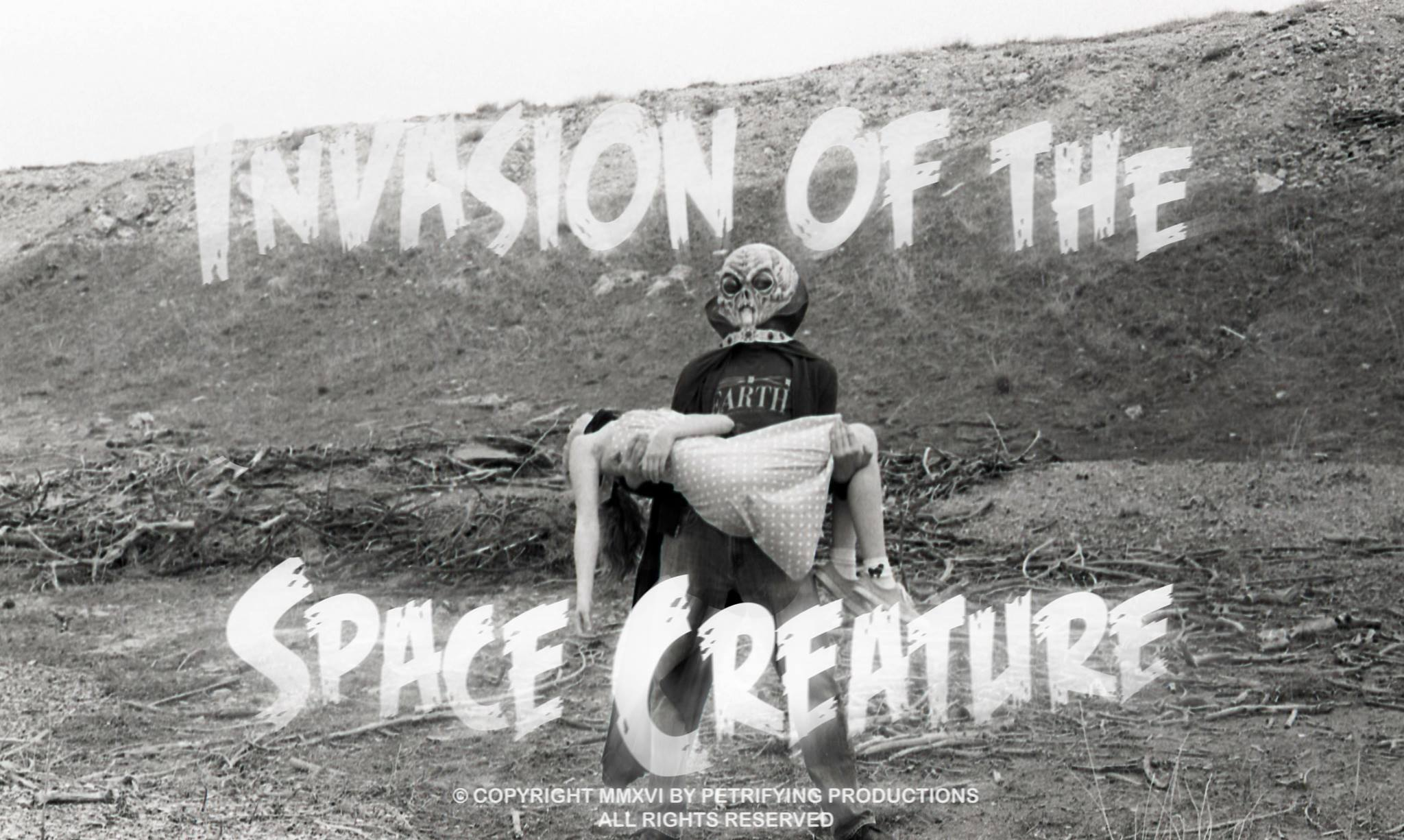 Invasion of the Space Creature