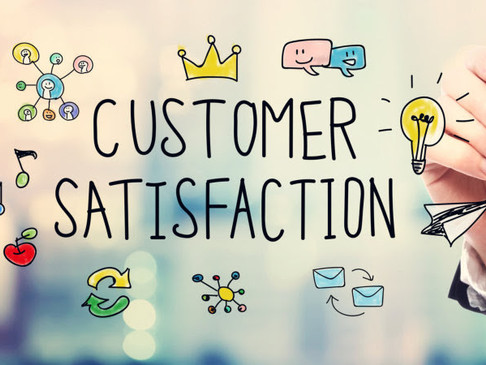 Customer Satisfaction Begin and Ends with Supply Chain