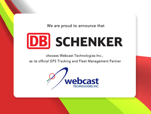 DB Schenker chooses WTI as Official GPS Tracking  Partner