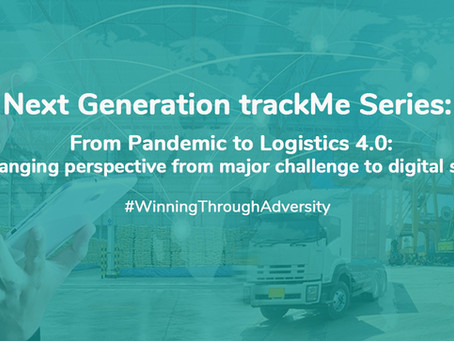 Next Generation trackMe Series: Changing Perspective from Major Challenge to Digital Shift