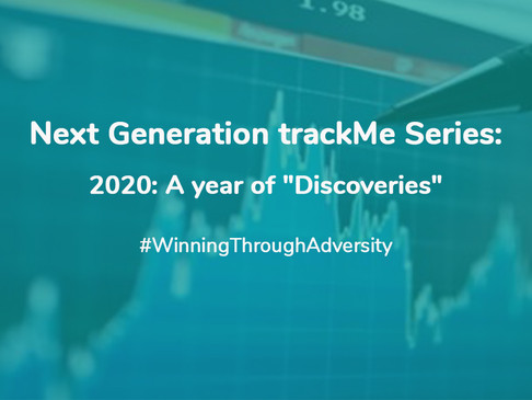 "Next Generation trackMe Series: 2020: A year of ""Discoveries"""