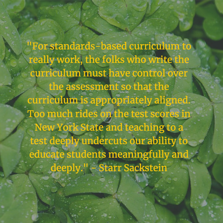 Systemic (Standards-Based) Curriculum, a Literature Review