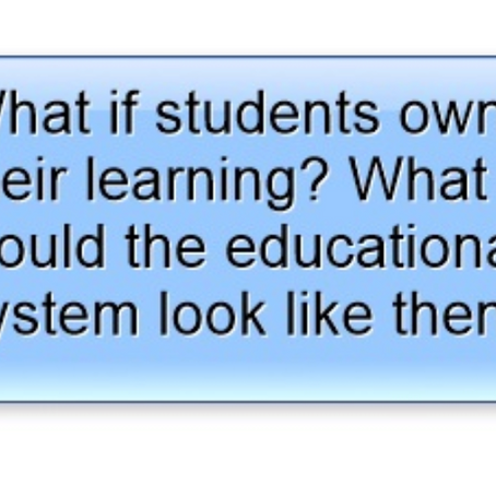 What If Education Honored Students' Individuality ...