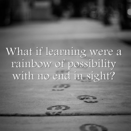 What If Learning Were All About the Unanswerable?