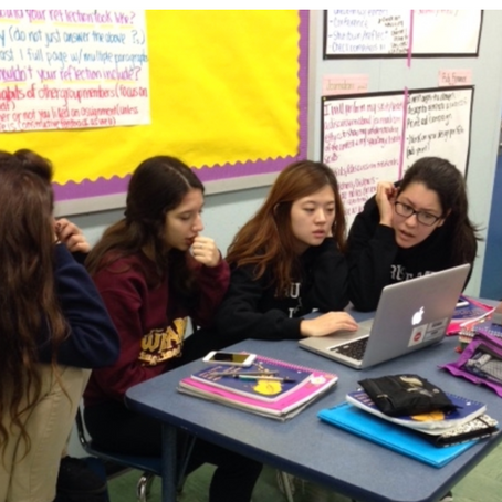 Creative Student Projects Synthesize Learning