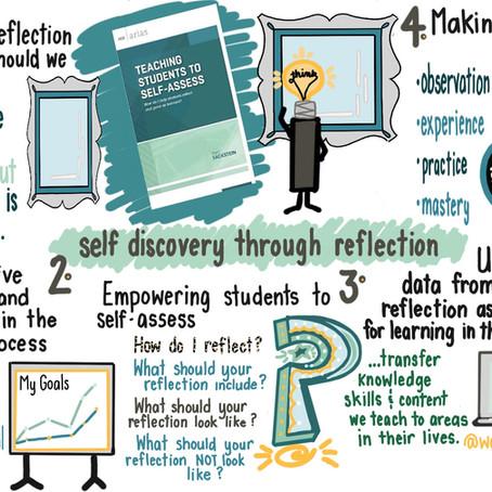 Deepen Reflection, Deepen Learning