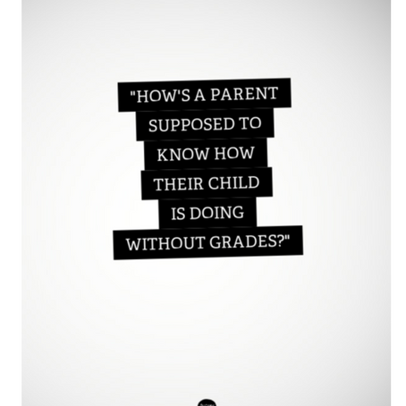 What Parents Say About  a Class Without Grades