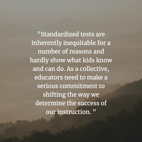 Staying Engaged Through Testing Displacement