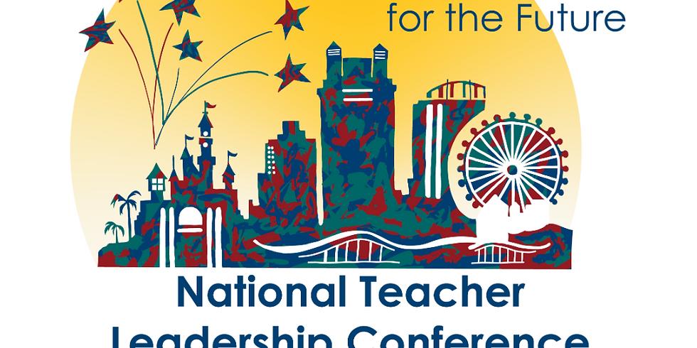 National Teacher Leadership Conference - keynote