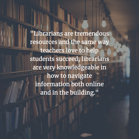Learning Library Skills is Still Important