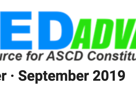 Are you interested in submitted to ASCD Ed Advantage?