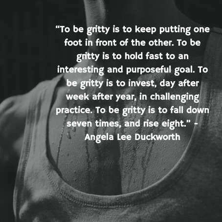 Building Independent Learners by Fostering Grit