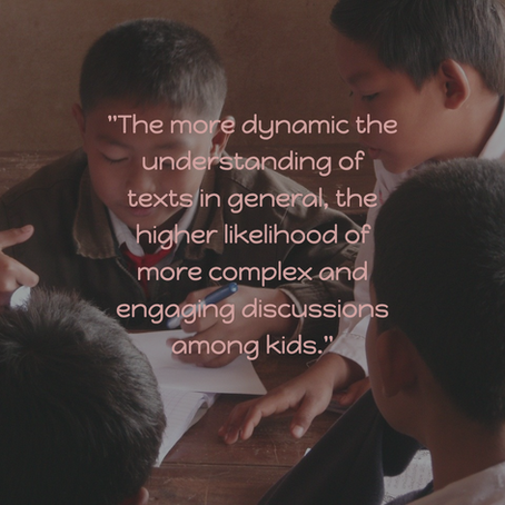 Student-Generated Discussion Spawns Meaningful Learning