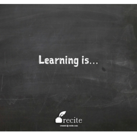 Educators Define Learning