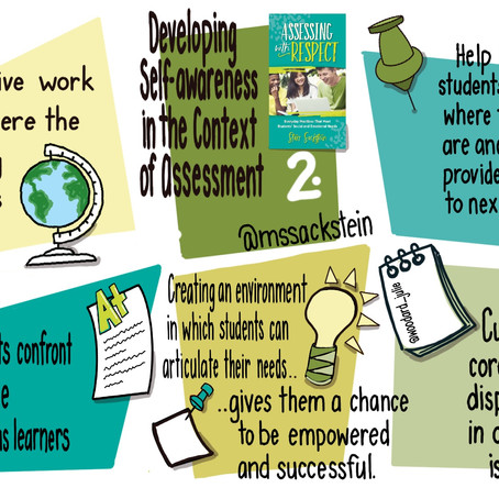 Assess with Respect by Co-Constructing Success Criteria with Students