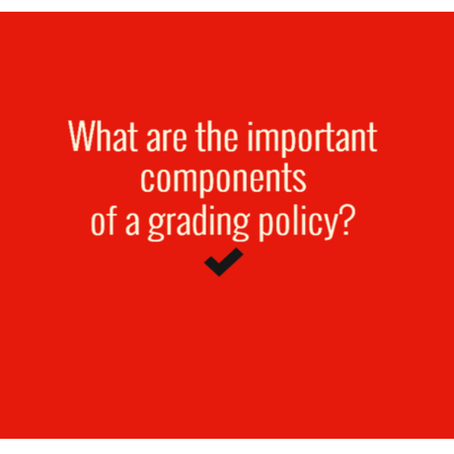 Can You Be Convinced to Change Your Grading Policy?