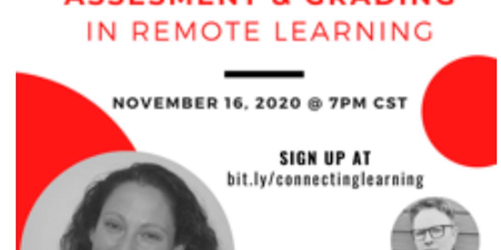 Assessing Grading in Remote Learning Webinar - Keynote