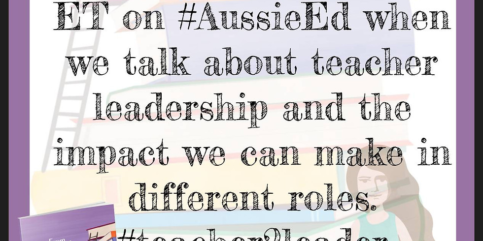 #AussieEd Chat