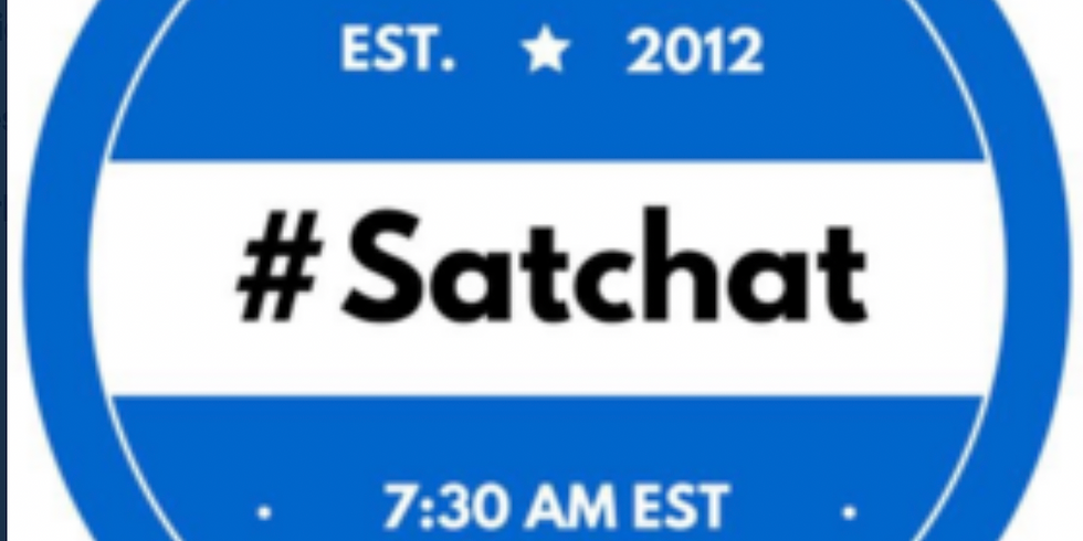 #Satchat on Twitter
