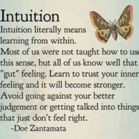 Listen To Your Inner Voice, It Will Better Inform Your Teaching