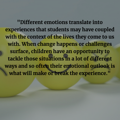 Help Students Understand the Emotional Impact of Change