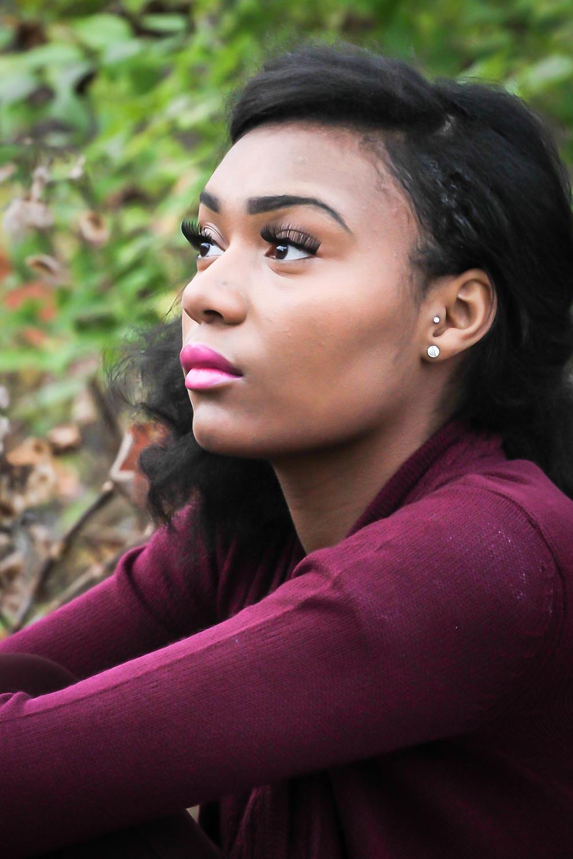 Jakyira Model Photo Shoot