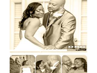 Denise & James' Wedding