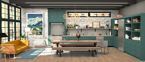 Kitchenaid Kitchen set