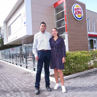 Burger King bilzen