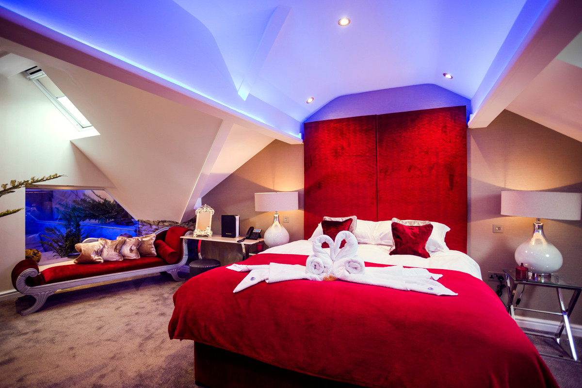 The Lake District Spa Suite  - Bedroom 02