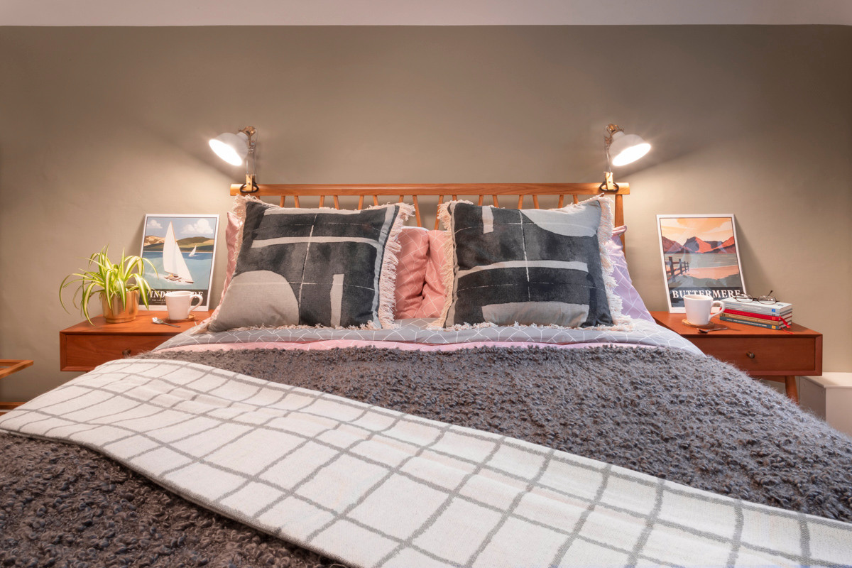 No.14 Church Street - Master Bedroom 02.