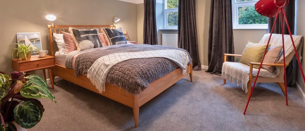 No.14 Church Street - Master Bedroom 01.