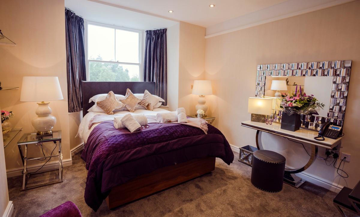 The Windermere Spa Suite - Bedroom 01.jp