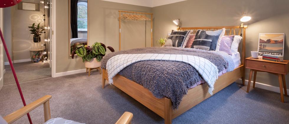 No.14 Church Street - Master Bedroom 03.