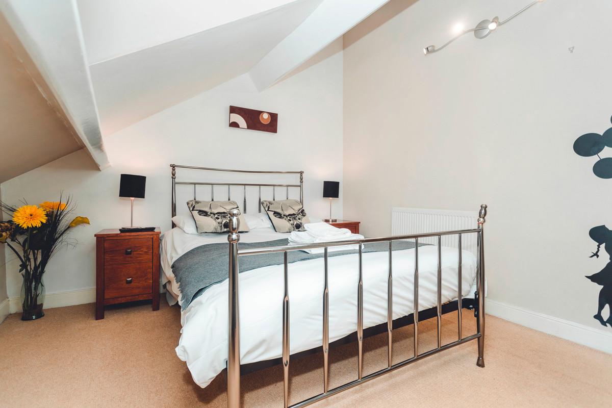 Windermere Guest House Room 3 - Bedroom
